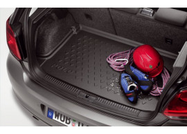 Volkswagen Polo 2009 - .. kofferbakmat, met variabele bodem 6R0061161