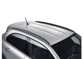 Fiat 500X dakrails set zwart (2 stuks) 71807422