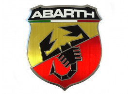 Abarth 500 logo voorkant 735496478
