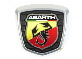 Abarth 500 2008 - 2016 logo rear 735496473