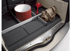 Renault Grand Espace 2002 - 2015 kofferbakbescherming met indeling 7711419237