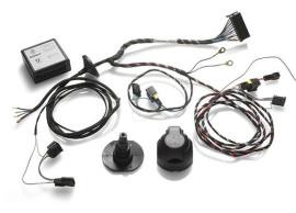 Renault Clio 2012 - .. trekhaak kabelset 7-polig (voor modellen met halogeen koplampen) 8201289531