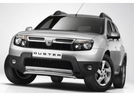 8201220014 Dacia Duster 2014 - 2018 chrome front styling bar