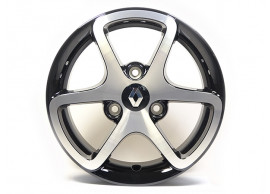 """Renault Twizy velg 13"""" zwart 8201257416"""