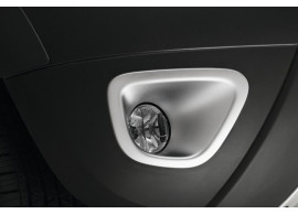8201308996 Dacia Duster 2014 - 2018 fog light trims gray