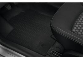 8201595213 Dacia Logan 2013 - .. floor mats rubber