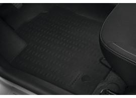 8201595197 Dacia Sandero 2012 - .. floor mats rubber