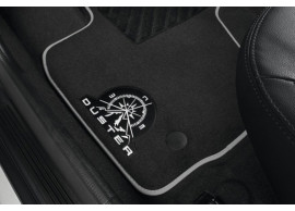"8201630677 Dacia Duster 2014 - 2018 floor mats ""Adventure"""