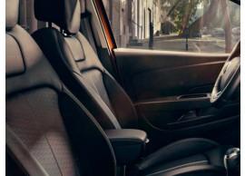 Renault Captur 2013 - 2017 / Clio 2012 - 2019 armsteun zwart 8201367091