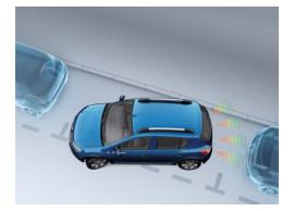 8201663947 Dacia Sandero 2012 - .. parking sensors rear