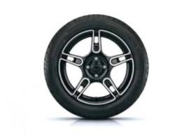 """8201684229 Dacia alloy wheel 16"""" """"Runway"""""""