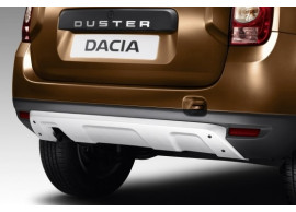 850228075R Dacia Duster 2014 - 2018 skidplate rear