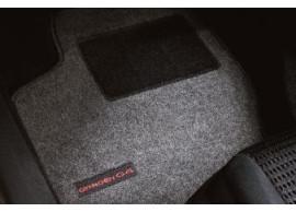 9464Q1 Citroën C4 2004 - 2010 floor mats