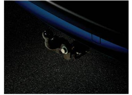 Citro?n C8 trekhaak vast voor modellen met parkeersensoren CIT9627PP