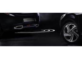 Citro?n C4 2010 - .. parkeersensoren achter (4 stuks) CIT1610279280