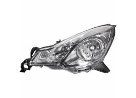 Citroën DS3 headlight with halogen lights left