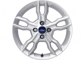 ford-b-max-2012-2018-alloy-wheel-16-inch-5-x-2-spoke-design-sparkle-silver 1865265
