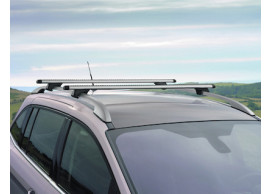 Easy Car Soft Roof Rack Bars 65kg Load For Seat Ibiza 2017 On