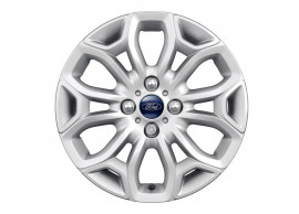ford-ecosport-10-2013-alloy-wheel-16-inch-6-x-2-spoke-design-sparkle-silver 1839726