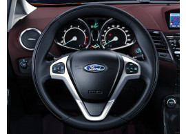ford-fiesta-09-2008-07-2017-leather-steering-wheel-black-with-silver-bezel-and-blue-stitching 1687057