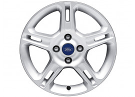 ford-alloy-wheel-16-inch-5-x-2-spoke-design-silver 1495700