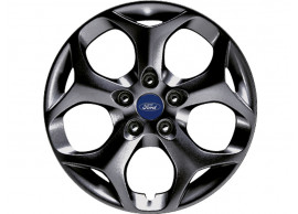 ford-alloy-wheel-16-inch-5-spoke-y-design-panther-black 1728080
