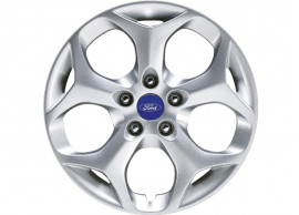 ford-alloy-wheel-16-inch-5-spoke-y-design-silver 1483642