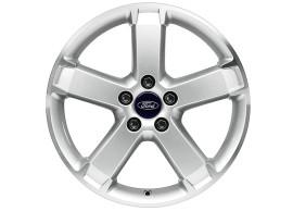ford-alloy-wheel-17-inch-5-spoke-design-silver 1384604