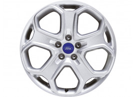 ford-alloy-wheel-18-inch-5-spoke-y-design-silver 1593728