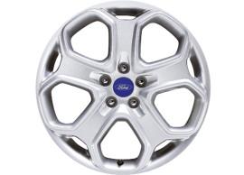 ford-alloy-wheel-18-inch-5-spoke-y-design-silver 1593728
