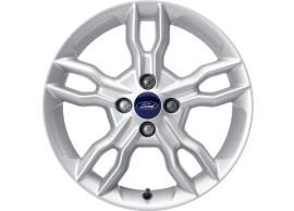ford-ka-09-2008-2016-alloy-wheel-16-inch-5-x-2-spoke-design-sparkle-silver 1857886