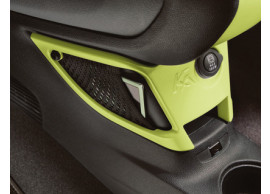 ford-ka-09-2008-2016-centre-console-mounted-storage-net-jump-green 1853820