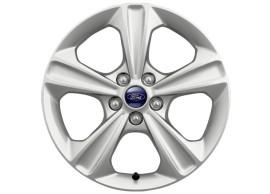 ford-kuga-11-2012-alloy-wheel-17-inch-5-spoke-design-silver 1816697