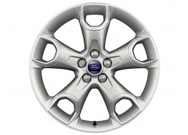 ford-kuga-11-2012-alloy-wheel-19-inch-5-spoke-design-luster-nickel 1816778