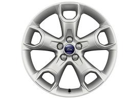 ford-kuga-11-2012-alloy-wheel-19-inch-5-spoke-star-design-luster-nickel 1873818
