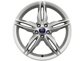 ford-kuga-11-2012-alloy-wheel-19-inch-5-x-2-spoke-design-silver-machined 1806735