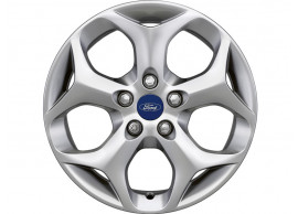 ford-alloy-wheel-16-inch-5-spoke-y-design-silver 1826218