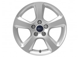 ford-alloy-wheel-16-inch-5-spoke-design-silver 1842559