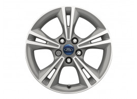 ford-alloy-wheel-16-inch-5-x-2-spoke-design-arctic-grey-machined 1809670