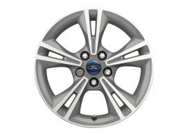 ford-alloy-wheel-16-inch-5-x-2-spoke-design-arctic-grey-machined 1809670