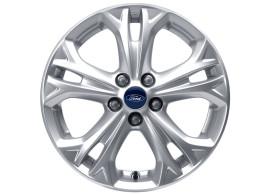ford-alloy-wheel-17-inch-5-spoke-y-design-silver 1841661
