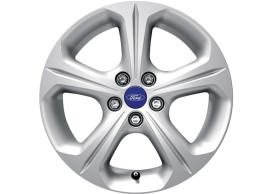 ford-alloy-wheel-17-inch-5-spoke-design-mystique-silver 1553726