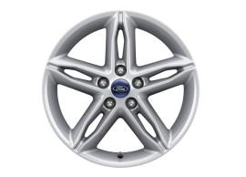 ford-alloy-wheel-17-inch-5-spoke-premium-design-silver 1877177