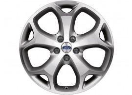 ford-alloy-wheel-18-inch-5-spoke-y-design-anthracite-machined-front 1440631