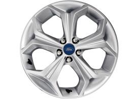 ford-alloy-wheel-18-inch-5-spoke-y-design-silver 1693735