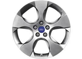 ford-alloy-wheel-18-inch-5-spoke-design-mystique-silver 1553727