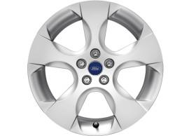 ford-alloy-wheel-18-inch-5-spoke-design-sparkle-silver 1504240