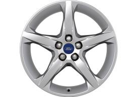 ford-alloy-wheel-18-inch-5-spoke-design-silver 1719526