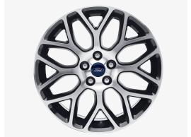 ford-alloy-wheel-18-inch-8-spoke-y-design-black-machined-finish 1791531