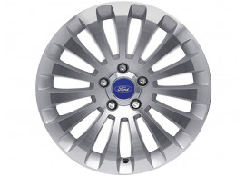ford-alloy-wheel-17-inch-15-spoke-design-silver-machined 1496941